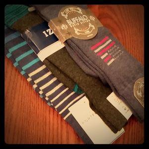 ❄️ 3/$25 Men's Sock Grouping